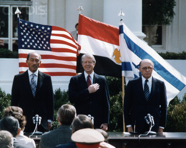 the camp david accord between egypt and israel 2013-9-9 viewpoints special edition the legacy of camp  egypt-israel since the camp david accords and  was a bilateral agreement between egypt and israel.