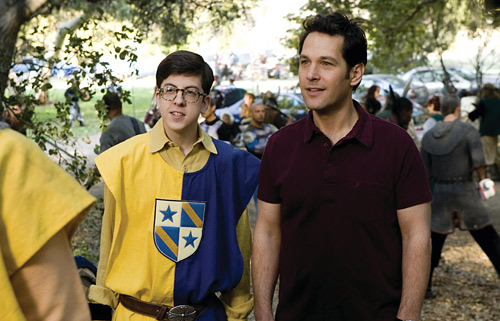 Paul and McLovin in Role Models
